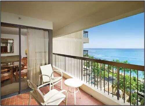 夏威夷威基基酒店公寓投资