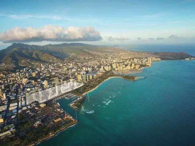 夏威夷高档海景公寓
