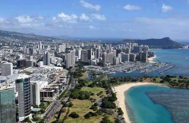 夏威夷房地产Park Lane