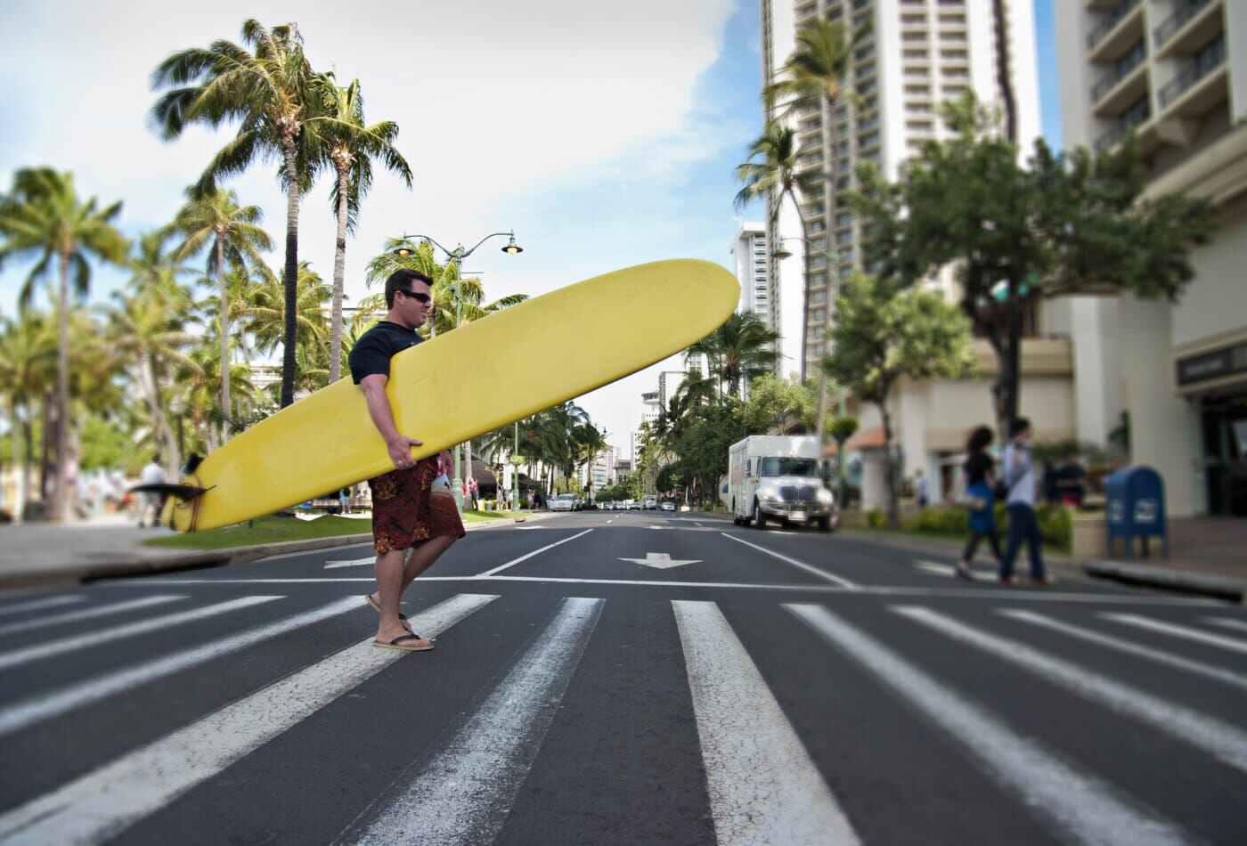 全球宜居城市夏威夷檀香山